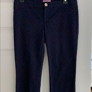 Lilly Pulitzer Navy Pant
